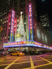 """Radio City at Night"" - Daily Photo - 12/06/12