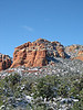 """Red Rocks and Snow, Sedona, Arizona"" - Daily Photo - 04/19/13"