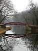 """Bridge over the Delaware Canal behind the Thompson-Neely House"" - Daily Photo - 02/10/13"