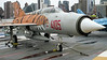 """MiG-21 aboard the USS Intrepid"" - Daily Photo - 06/11/13  Love the lines, the MiG was a fearsome looking plane in my opinion."